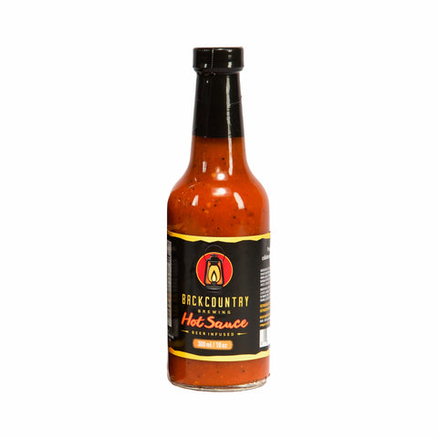 Backcountry Hot Sauce - Lucifer's House of Heat