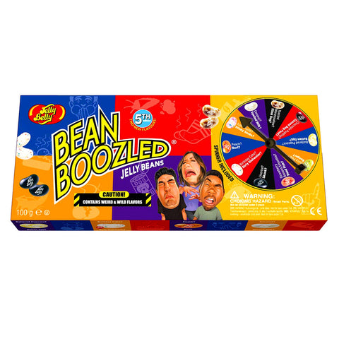 Jelly Belly BeanBoozled Original - Lucifer's House of Heat