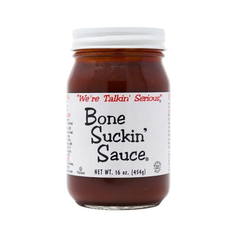Bone Suckin' BBQ Sauce Original Flavor - Lucifer's House of Heat