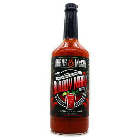 Burns & McCoy Bloody Mary Mix - Lucifer's House of Heat