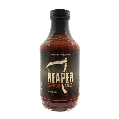 The Reaper Barbeque Sauce - Lucifer's House of Heat