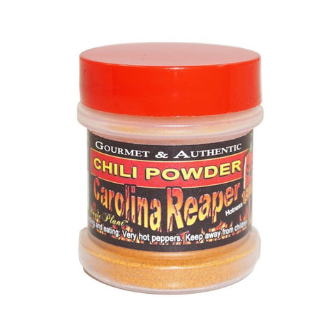 Carolina Reaper Powder (1/2 oz) - Lucifer's House of Heat