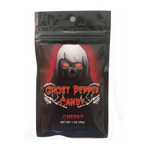 Cherry Ghost Pepper Candy - Lucifer's House of Heat