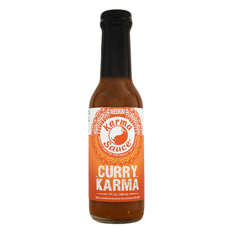 Curry Karma Sauce - Lucifer's House of Heat
