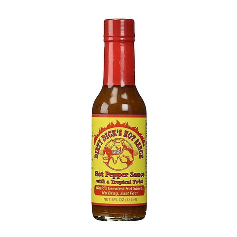 Dirty Dick's Hot Sauce - Lucifer's House of Heat
