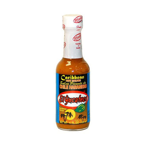 El Yucateco Caribbean Hot Sauce - Lucifer's House of Heat