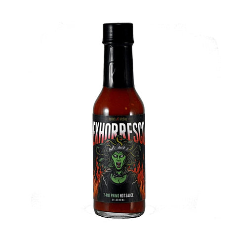 Exhorresco 7-Pot Primo - Lucifer's House of Heat