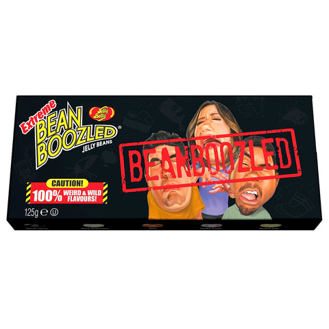 Jelly Belly Extreme BeanBoozled - Lucifer's House of Heat