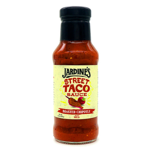 Jardine's Street Taco Sauce Roasted Chipotle - Lucifer's House of Heat