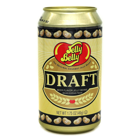 Jelly Belly Draft Beer Can Tin (1.75 oz.) - Lucifer's House of Heat