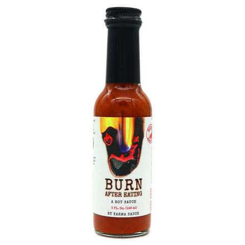 Karma Sauce Burn After Eating - Lucifer's House of Heat