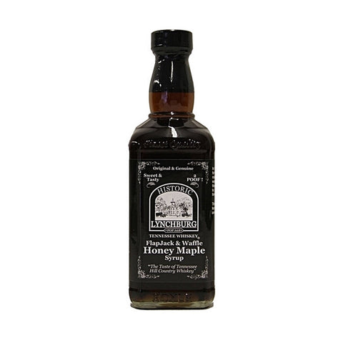 Lynchburg Tennessee Whiskey FlapJack & Waffle Honey Maple Syrup - Lucifer's House of Heat