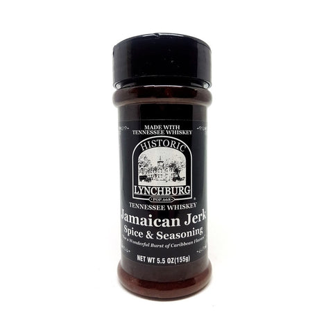 Lynchburg Tennessee Whiskey Jamaican Jerk Spice & Seasoning - Lucifer's House of Heat