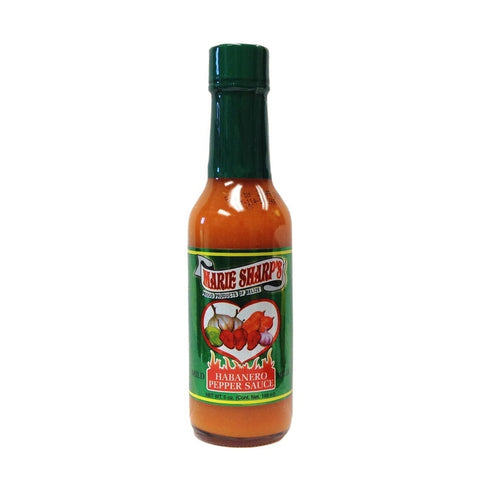 Marie Sharp's Mild Habanero Pepper Sauce (5oz) - Lucifer's House of Heat