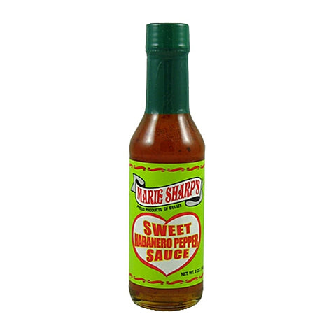 Marie Sharp's Sweet Habanero Pepper Sauce (5oz) - Lucifer's House of Heat