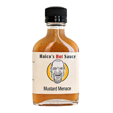 Haico's Mustard Menace - Lucifer's House of Heat