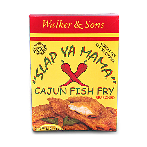 Slap Ya Mama - Cajun Fish Fry - Lucifer's House of Heat