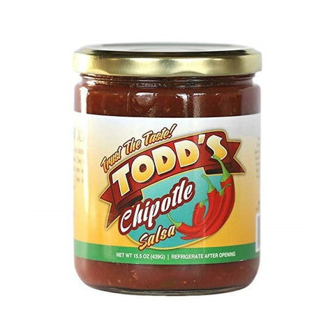 Todd's Chipotle Salsa - Lucifer's House of Heat