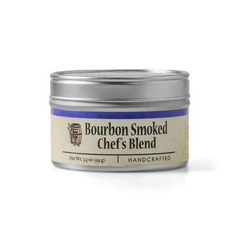 Bourbon Smoked Chef's Blend - Lucifer's House of Heat