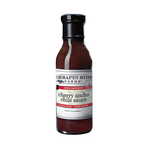 Cherry Ancho Chili Sauce - Lucifer's House of Heat