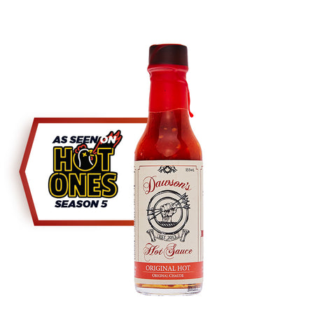 Dawson's Original Hot Sauce - Lucifer's House of Heat