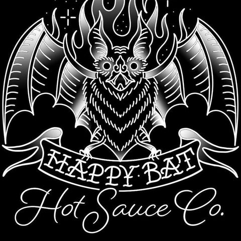 Happy Bat Mesquite Smoked Jalapeno - Lucifer's House of Heat