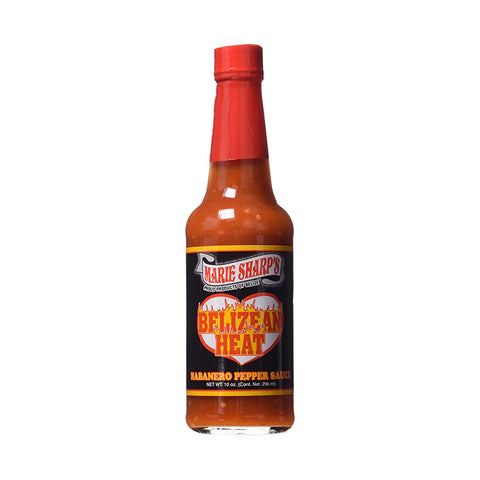 Marie Sharp's Belizean Heat Habanero Pepper Sauce (10oz) - Lucifer's House of Heat