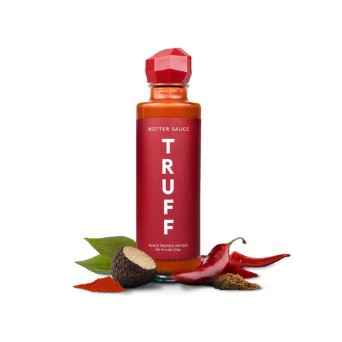 Red TRUFF Hotter Sauce - Lucifer's House of Heat