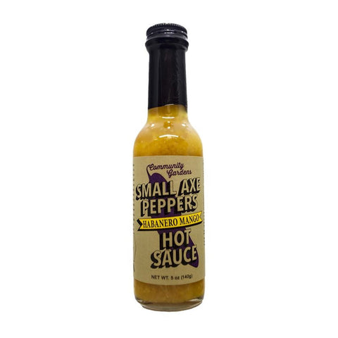Small Axe Peppers Habanero Mango Hot Sauce - Lucifer's House of Heat