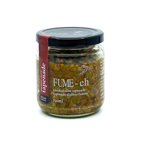 Fume-eh Smoked Olive Tapenade - Lucifer's House of Heat