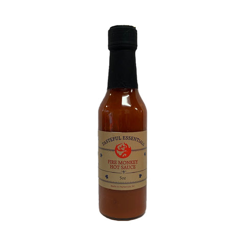 Tasteful Essentials Fire Monkey Hot Sauce - Lucifer's House of Heat