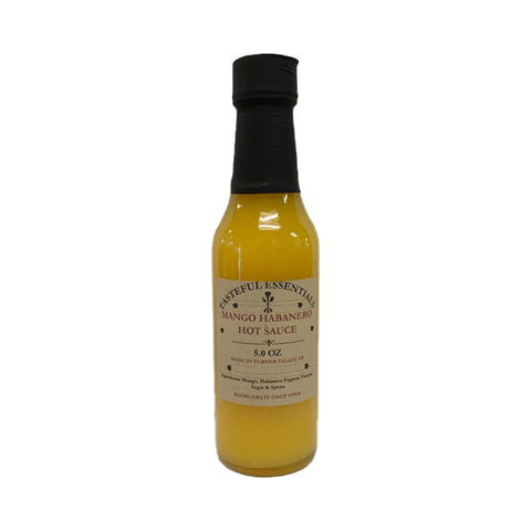 Tasteful Essentials Mango Habanero Hot Sauce - Lucifer's House of Heat