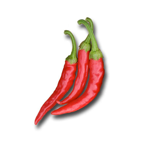 Thai Hot Pepper Seeds - Lucifer's House of Heat