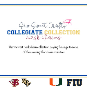 Collegiate Collection Mask Chain