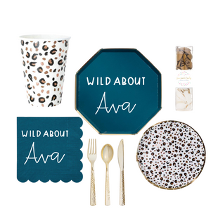Wild About You Party Kit