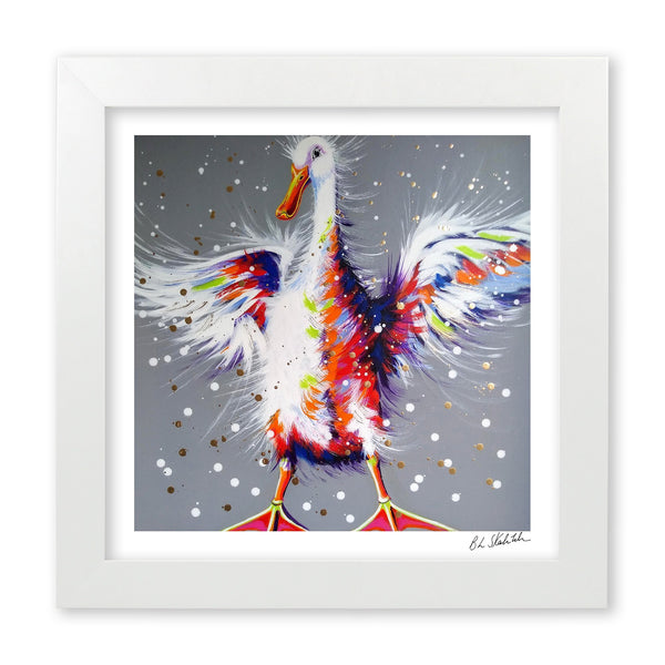 Bobby Dazzler - Art Print by Bridget Skanski-Such