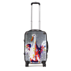Bobby Dazzler - Suitcase by Bridget Skanski-Such