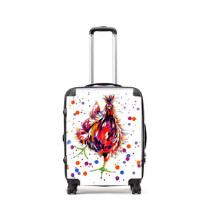 Let's Party - Suitcase by Bridget Skanski-Such