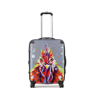 Psycho Billy - Suitcase by Bridget Skanski-Such