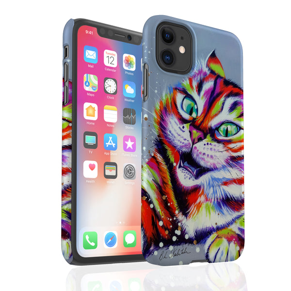 Monster Cat By Bridget Skanski-Such - Snap Phone Case