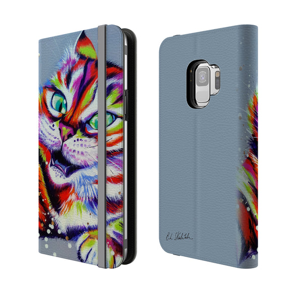 Monster Cat - Flip Phone Case
