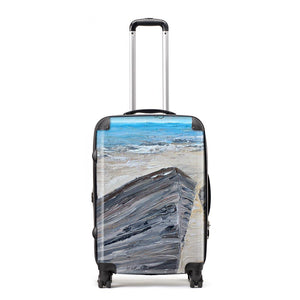Anchernic - Suitcase by Cheryl Wigley