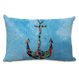 Always There - Cushion by Cheryl Wigley
