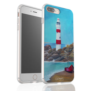 A Safe Place By Cheryl Wigley - Flexi Phone Case