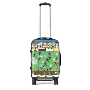 What A Great Game - Suitcase by Gordon Barker