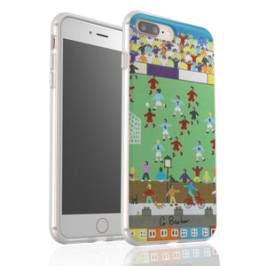 What A Great Game By Gordon Barker - Flexi Phone Case