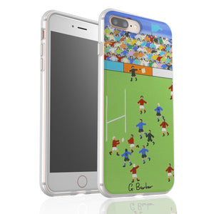 Final Try By Gordon Barker - Flexi Phone Case