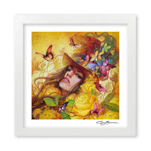 Dreaming - Art Print by Gary McNamara