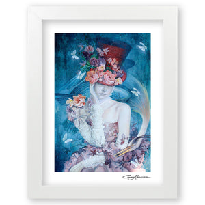 A La Mode - Art Print by Gary McNamara