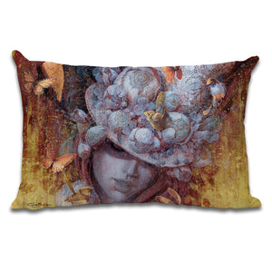 Lustre - Cushion by Gary McNamara